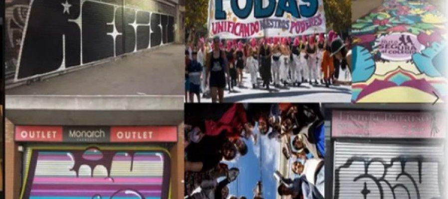 La participación femenina en el grafiti y arte urbano en México y Latinoamérica