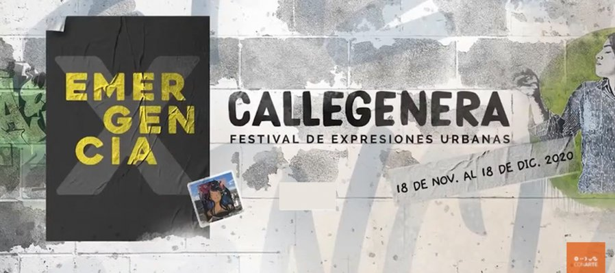 Callegenera X. La participación femenina en el grafiti y arte urbano en México y Latinoamérica