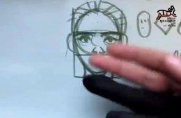 Clase de dibujo con Mirza Martínez