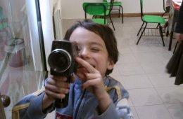 Taller infantil de Cine: corre cámara, luces acción