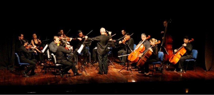 Orquesta de Cámara de Mérida