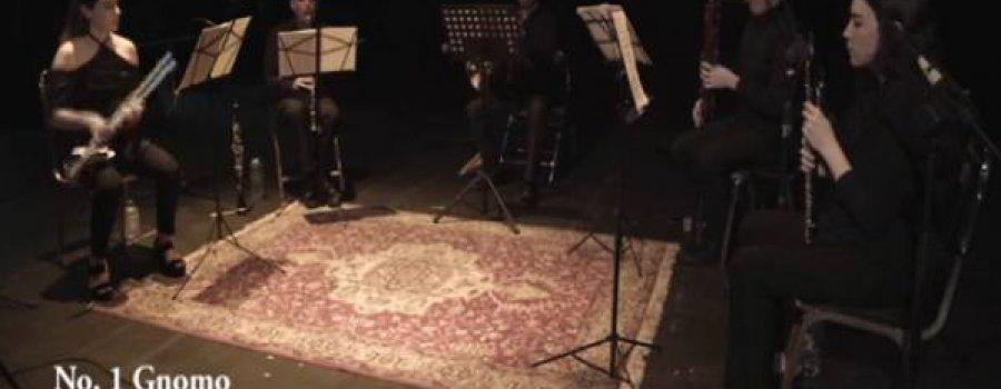 Cuadros de una exposición con Quinteto de Alientos Albière