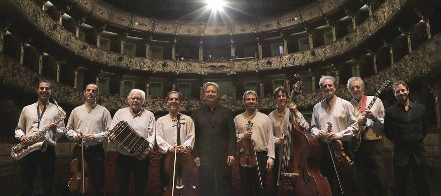 Camerata Porteña y Orquesta de Cámara de Zapopan