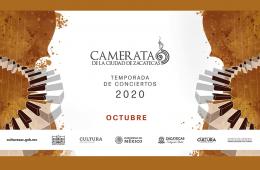 Te invitamos a escuchar el cuarto concierto de la Camerat...