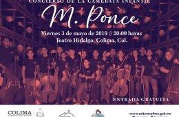 Camerata Infantil M. Ponce