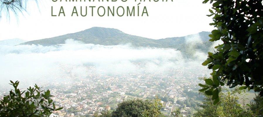 Caminando hacia la autonomía