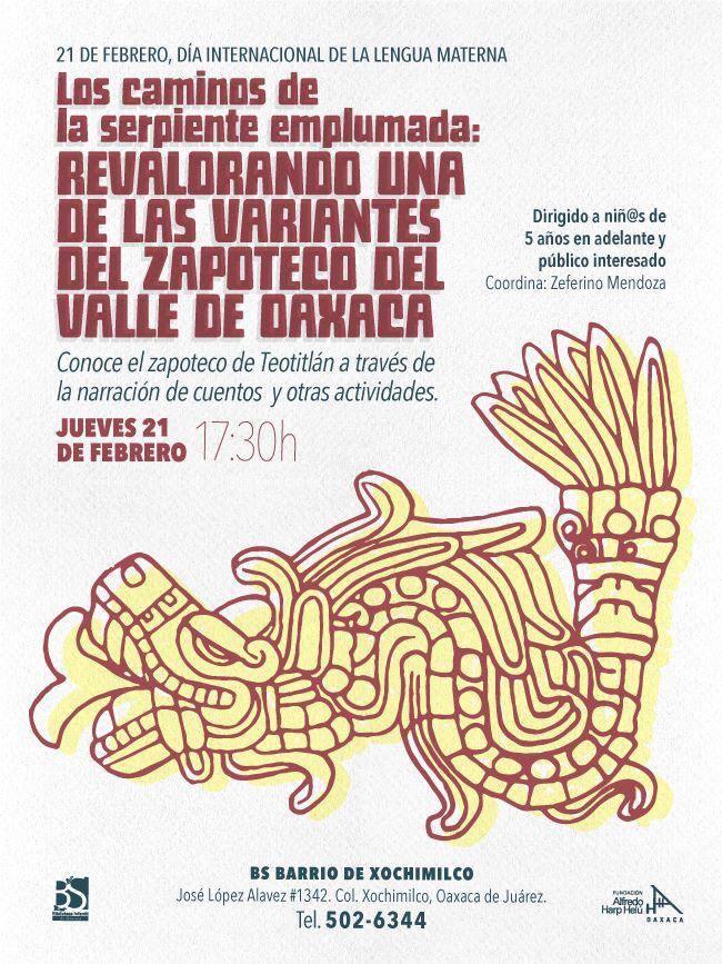 Los caminos de la serpiente emplumada: revalorando una de las variantes del zapoteco del Valle de Oaxaca