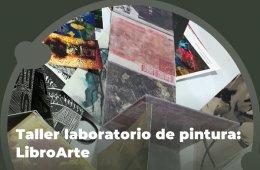 Taller laboratorio de pintura: LibroArte. 8. Escrituras m...