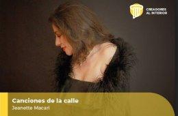 Canciones de calle: Jeanette Macari