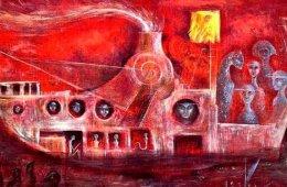 Cantos de Plenilunio. Poesía en escena