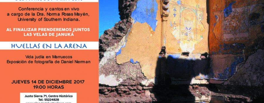 Poesía, Cantos e Imágenes de Marruecos