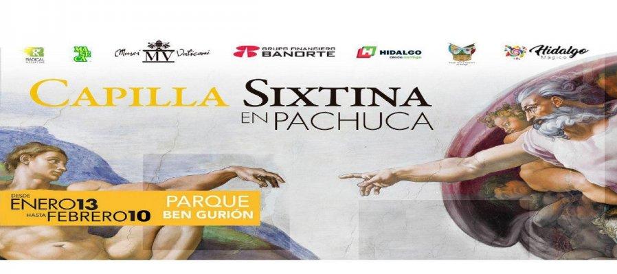 Llega la Capilla Sixtina a Hidalgo