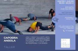 Capoeira Angola - jóvenes y adultos