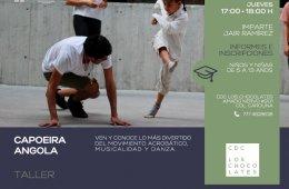 Capoeira Angola INFANTIL