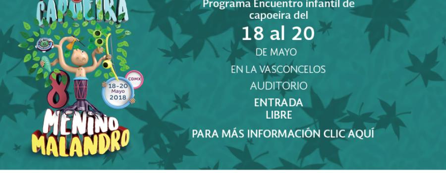 8o Encuentro Infantil de Capoeira - Programa 1