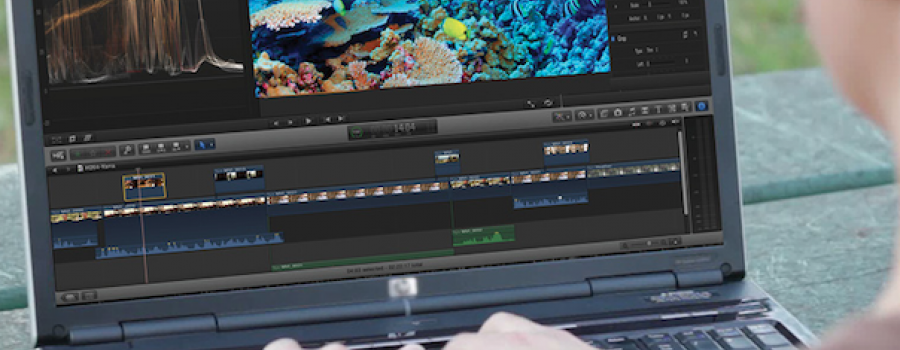 Taller de Edición de video con Final Cut Pro X