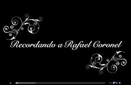 Recordando a Rafael Coronel