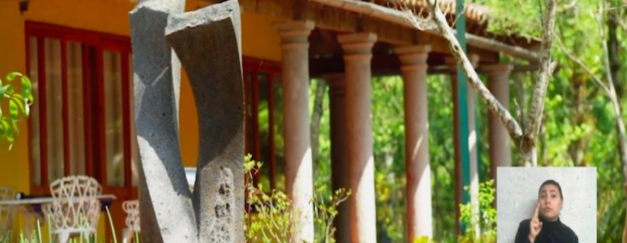 Recorrido por el Jardín de las Esculturas de Xalapa