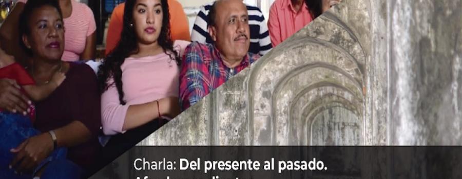 Charla: Afrodescendientes en Veracruz