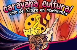 Scarlett González: Caravana Cultural