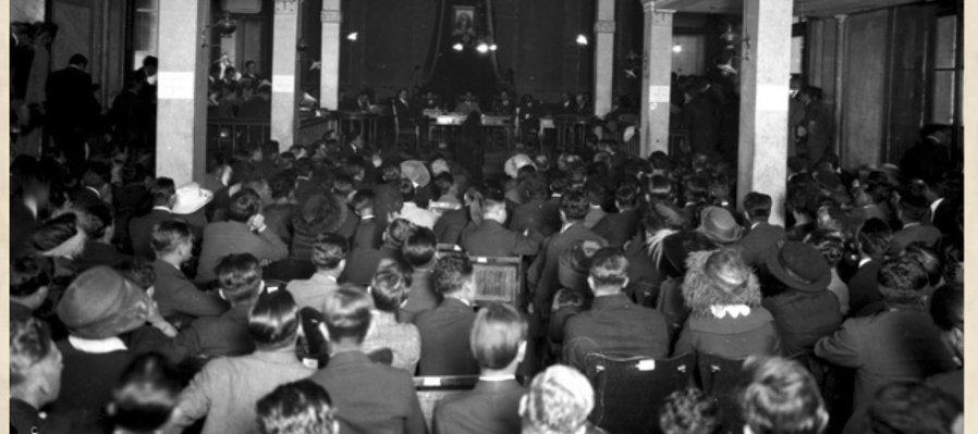 17 de noviembre de 1917: La Ley Orgánica del Poder Judicial