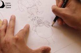 Taller de caricatura por Eric Crespo - Clase 5