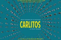 Serie completa de un personaje llamado Carlitos