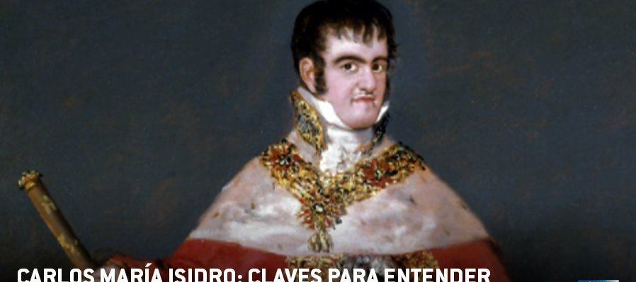 Carlos María Isidro: Claves para entender la Primera Guerra Civil Española