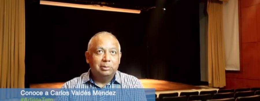 Entrevista con el Maestro Carlos Valdez Méndez