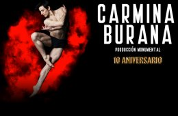Carmina Burana. Monumental Production