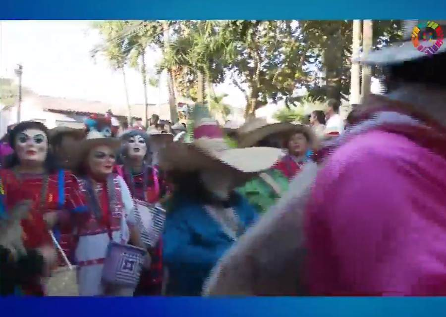 Revive el carnaval putleco