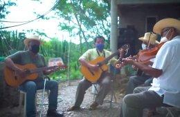Música y danza del Carnaval en San Jerónimo Xayacatlán