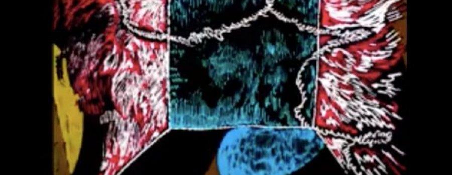 Erik Tlaseca, Escanear un fantasma, 2017 | Cuarto de video Parasitage. Ruidos Negros