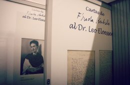 Letters from Frida to Her Doctor Leo Eloesser