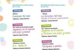 Amiguitos de Garro: Talleres para primera infancia en May...