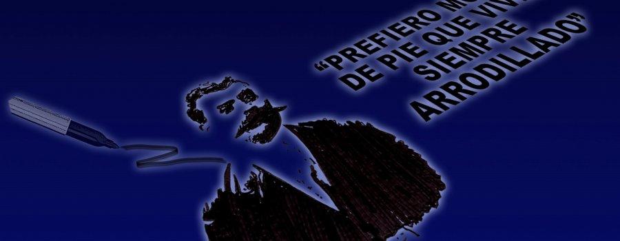 Zapata. Luz y sombra