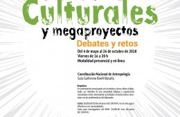 Diploma Course on Cultural Rights and Megaprojects. Debat...