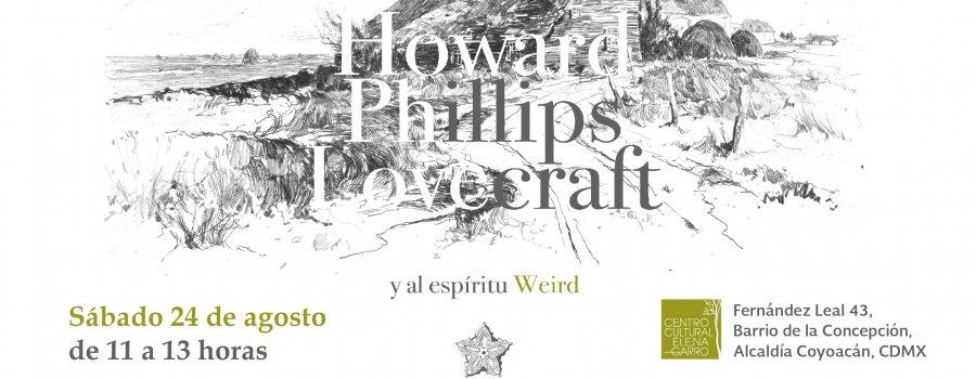 Homenaje a Howard Phillips Lovecraft