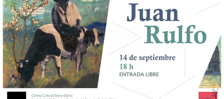 Magia silenciosa: Homenaje a Juan Rulfo