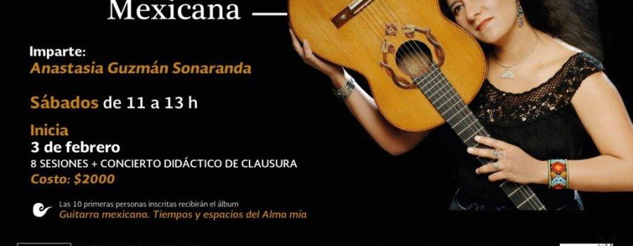 Diálogos con la guitarra mexicana