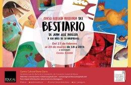 Lotería Ilustrada del Bestiario de Juan José Arreola