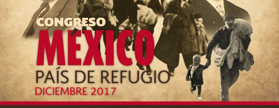 Congreso México país de refugio
