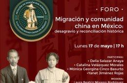 Migración y comunidad China en México: Desagravio y rec...