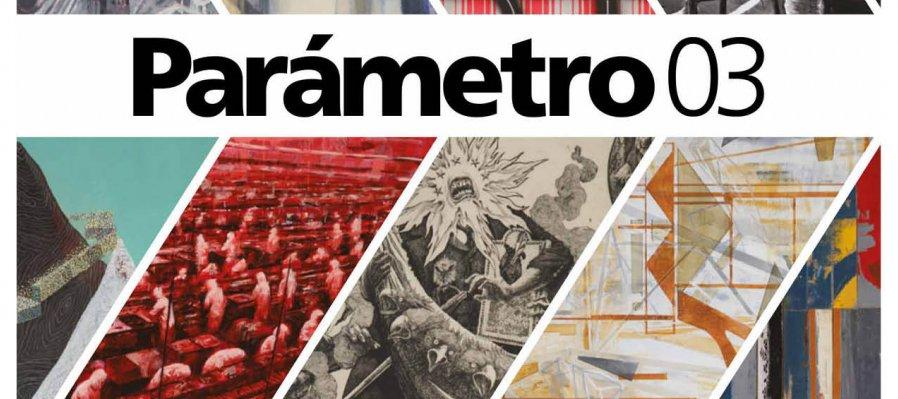Parámetro 03. Bienal arte Lumen 3ra edición