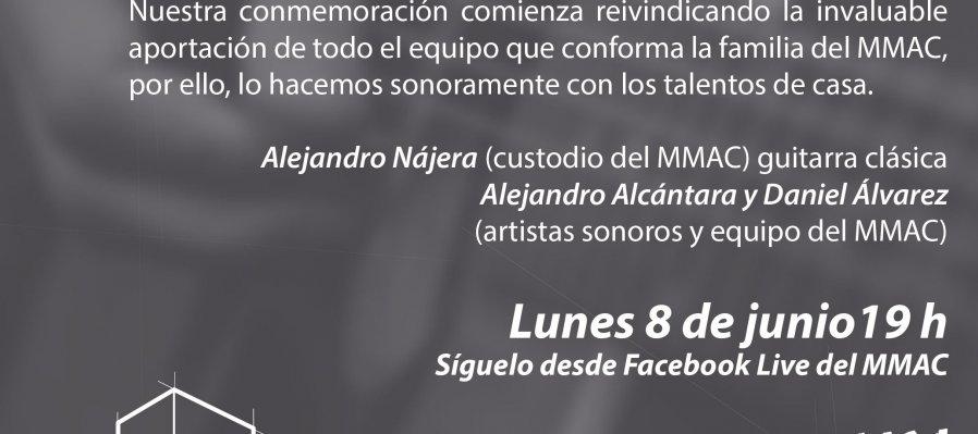 Recital de Guitarra Clásica con Intervención Electroacústica