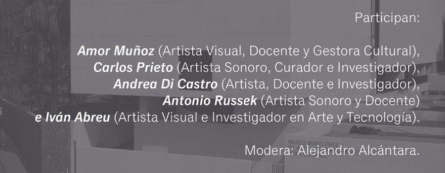 La presencia tecnológica dentro de la práctica artística contemporánea