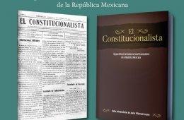 El constitucionalista. Órgano oficial del Gobierno Const...