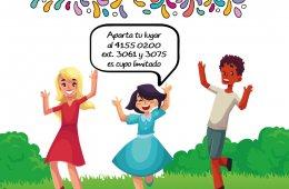 Carnaval de historia para niñas y niños.