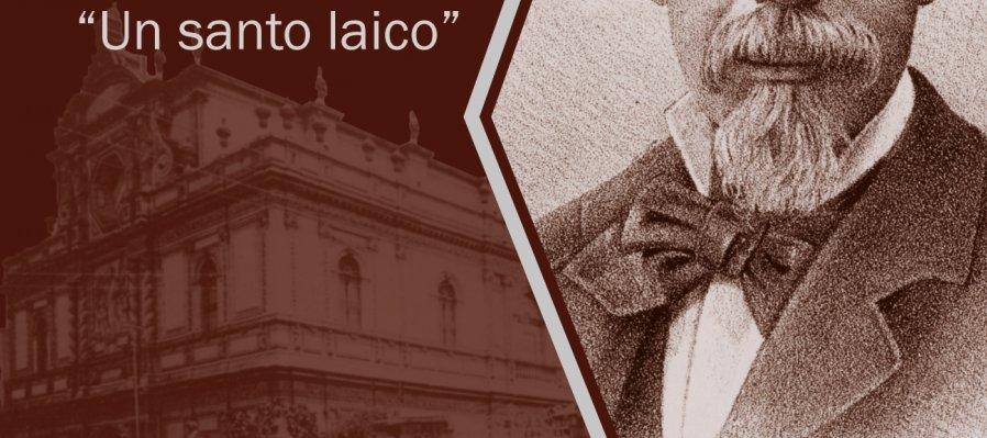 """José María Vigil. """"Un santo laico"""""""