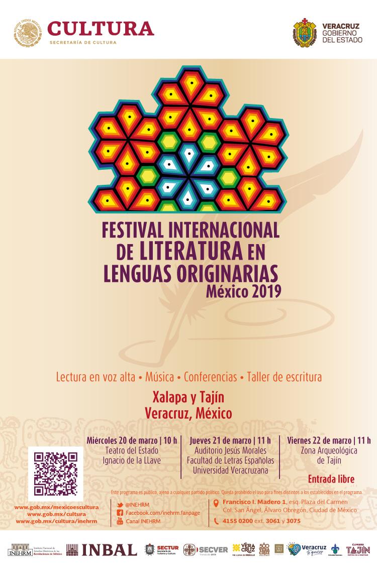 Festival Internacional de Literatura en Lenguas Originari...